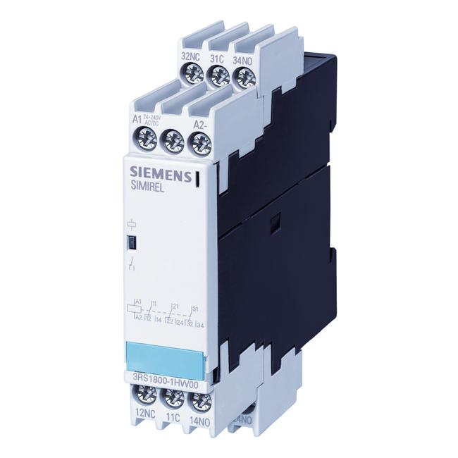 Siemens Sirius Koppelrelais 3RS1800-1HW00 3W 24-240VUC50//60HZ