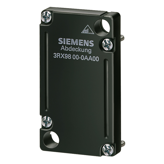 Siemens 3RX9800-0AA00 Receptacle Cover NEW