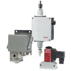 Pressure switches, differential