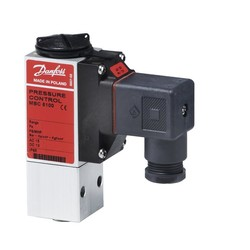 MBC 5000, Block-type compact pressure switches