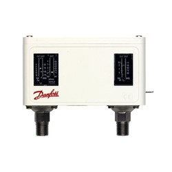 KP, Dual pressure switches