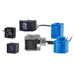 Akcesoria i części zamienne - cewki elektromagnetyczne