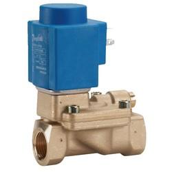 EV220B (15-50 series), Servo-operated 2/2-way solenoid valves