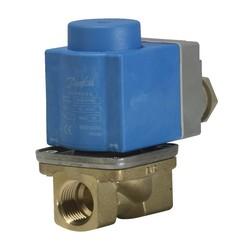 EV227B, Servo-operated 2/2-way solenoid valves