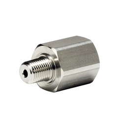 Connection adapters - for pressure transmitters