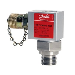 MBV 3000, Pressure test valves - for pressure transmitters