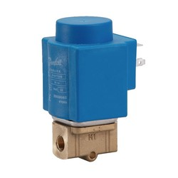 EV210B, Direct-operated 2/2-way solenoid valves