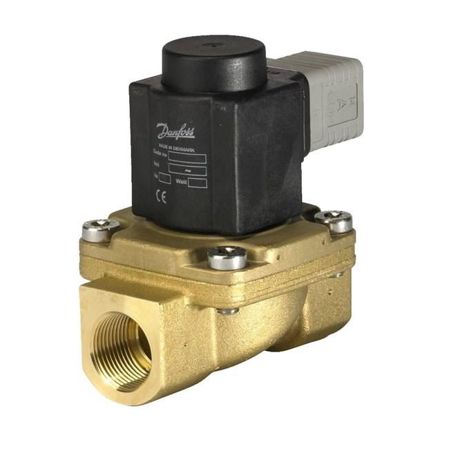 Клапан электромагнитный 13нж828р12