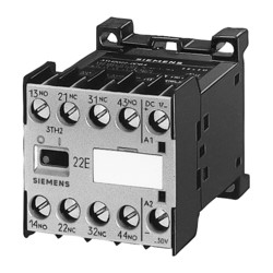 3TH2/3TX* Contactor relays, coupling relays