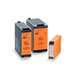 AS-Interface power supplies and monitors