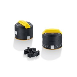 Target pucks for valve actuators