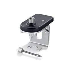 Mounting sets for manual valves and ball valves