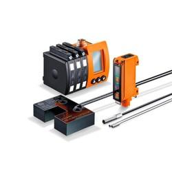 Fibre optic sensors and amplifiers