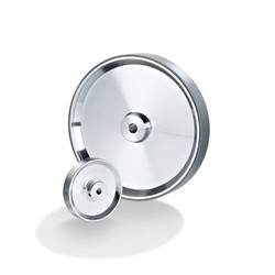 Measuring wheels for linear measurement