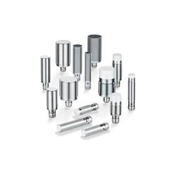 Constant sensing range on all metals