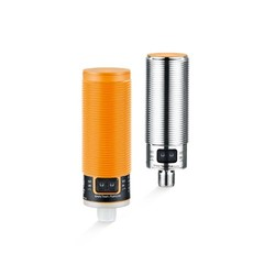 Capacitive sensors in cylindrical housing