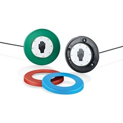 Touch sensors with 100 mm diameter