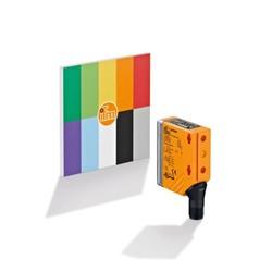 High-resolution colour sensors