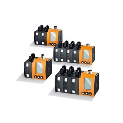 Multi-channel amplifiers for glass fibre optics