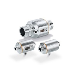 Magnetic-inductive volumetric flow meters