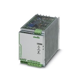 Primary-switched QUINT POWER power supply for DIN rail mounting with SFB output: 24 V DC//40 A input: 1-phase Selective Fuse Breaking Technology QUINT-PS//1AC//24DC//40