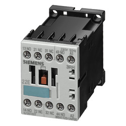 3RH1 Contactor Relays, 4- and 8-pole