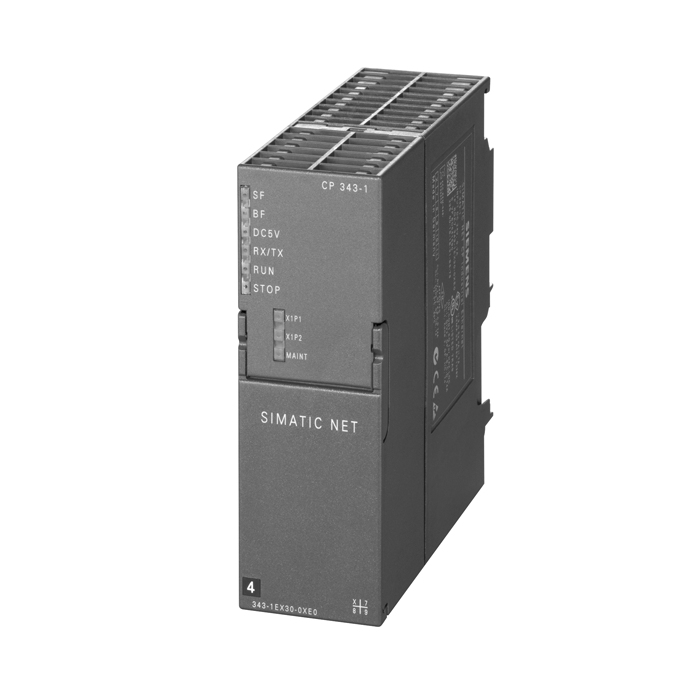 COMMUNIKATIONSPROCESSOR CP343-1 FOR CONNECTING SIMATIC S7-300 TO IND ...