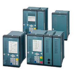 SIEMENS 7KE85 - Digital Fault Recorder