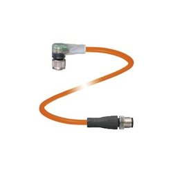 Pepperl+Fuchs Connection cable V1-W-E8W-OR7,5M-POC-V1-G