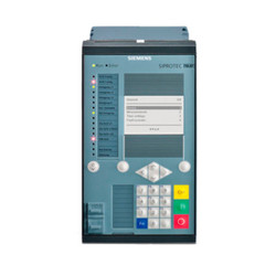 SIEMENS 7SJ85 - Overcurrent Protection