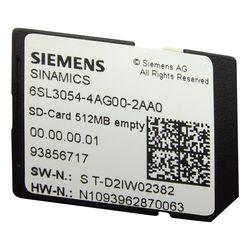 SIEMENS 6SL3054-7TF00-2BA0-Z E01+F01