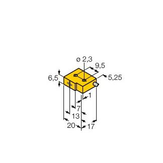Turck BI1-Q6,5-Y1