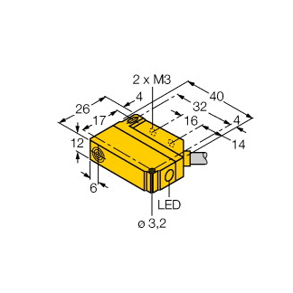 Turck BI5U-Q12-AN6X2
