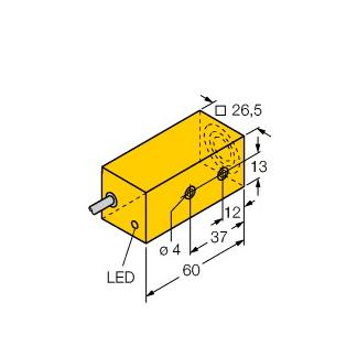 Turck BI10F-Q26-AD4X/S34