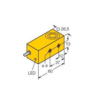 Turck BI10S-Q26-AD4X/S34