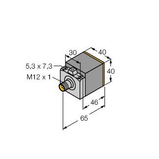 Turck NI25-CK40-LIU-H1141