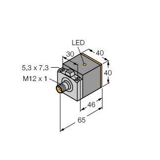 Turck NI20-CK40-AD4X-H1141