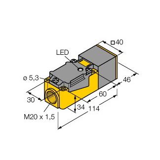 Turck BI15-CP40-Y1X/S97