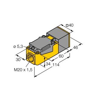 Turck BI15-CP40-LIU