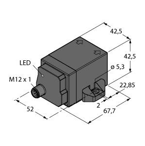 Turck NI50U-Q42FWD-VP6X-H1141