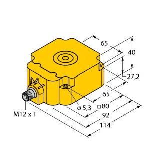 Turck NI50-Q80-LIU-H1141