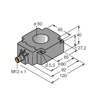 Turck BI50R-Q80-2LU-H1141/S950