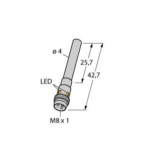 Turck BI1-EH04-RP6X-V1331