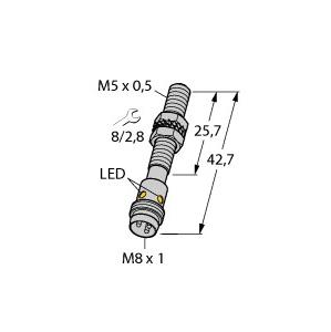 Turck BI1-EG05-AN6X-V1331