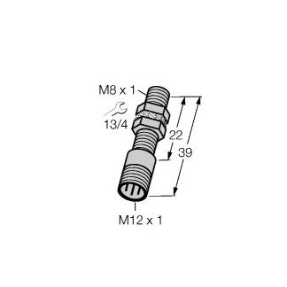 Turck BI1,5-EG08K-Y1-H1341