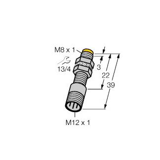 Turck NI3-EG08K-Y1-H1341