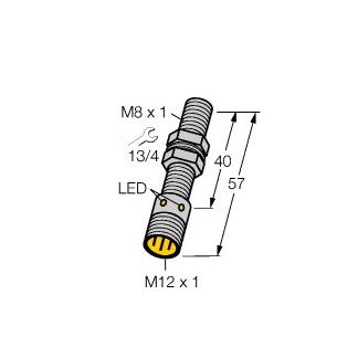 Turck BI1,5U-EGT08-AN6X-H1341