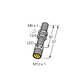 Turck BI2U-EGT08-AP6X-H1341