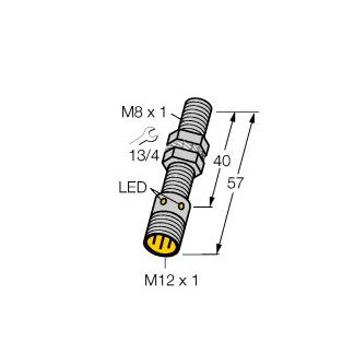 Turck BI1,5-EG08-AP6X-H1341