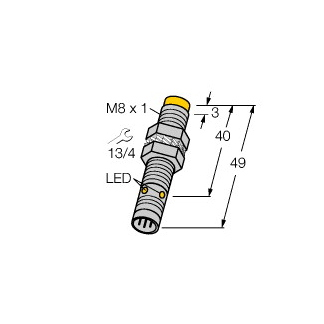Turck NI3-EG08-AP6X-V1131